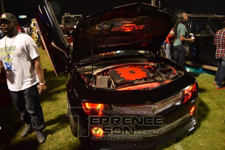 PHOTOS Dawgman Ents Ridin Big Car Show Ft Rich Homie Quan - Car show orlando fl